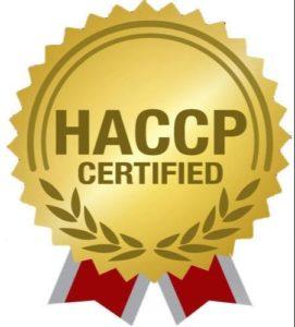 HACCP και BARF CERTIFIED2